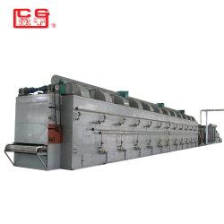 Cinta transportadora industrial de la correa de malla de secado del secador/máquina/secador