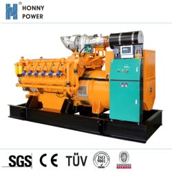 45kw-1600KW gaz Le gaz naturel/ Bio/ générateur de gaz de charbon