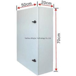 Armario de control pequeño armario electrónico con el botón de llamada Hall el interruptor de 4 plantas de elevación de carga