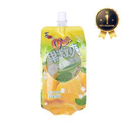 Il liquido di stampa su ordinazione/succo di plastica frutta/del latte si leva in piedi in su il sacchetto del sacchetto con il becco