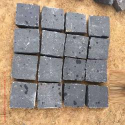 Cube de granit noir Zhangpu Stone & pavés