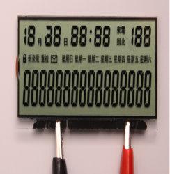 Segment LCD-Schaukasten des Fabrik-Preis-Zoll-6 des Digit-7 für Kraftstoff-Zufuhr-Maschine
