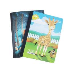 Imprimindo Bonitinha governou a composição da linha de notebook para crianças