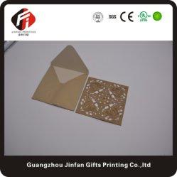 Decoração de casamento & Dom Use cortados a laser Convite de Casamento Card
