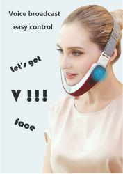 Massajador eléctrico de elevação Facial contorno cosméticos massageador Face cuidado da pele