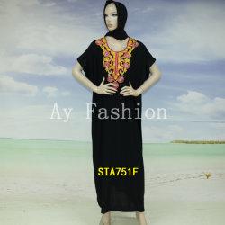 فعليّة حجم تطريز ثوب النموذج من إفريقيّة طبعة ثوب تصميم لأنّ سيادات سمين
