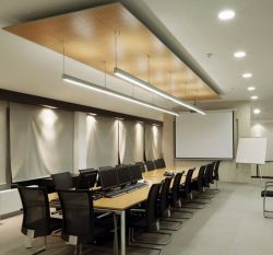 2019 신제품 현대 LED에 의하여 결합되는 상업적인 사무실 점화 LED