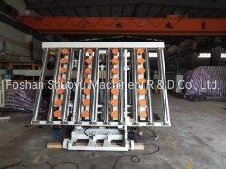 Высокая эффективность гидравлических 90градусов подъем машины с верхней части ролика