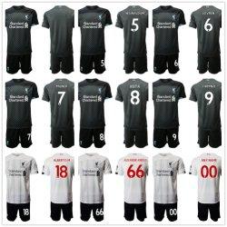 De in het groot Uitrusting van het Overhemd van de Voetbal van Jersey van het Voetbal van Liverpool van 2020 van 2019 weg