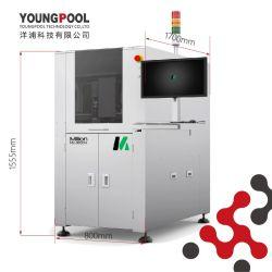 Fingerprint Logon no sistema de marcação a laser PCB fonte de laser de CO2 Safedoor um design mais pequeno com eixo Z opcional para gravura mais flexível