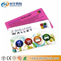 Clé de carte à puce RFID carte avec puce 125kHz TK4100