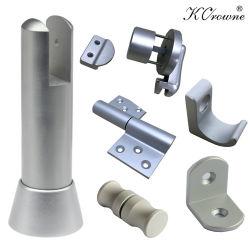 고급 알루미늄 재질의 욕실 화장실 파티션 피팅