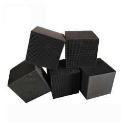 Casa de alta eficiencia del filtro de aire en forma de panal de purificadores de aire