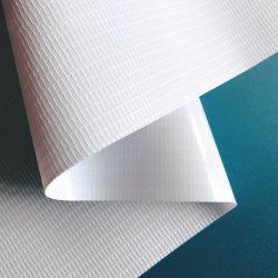 De koude en Hete Gelamineerde Banner van pvc van de Banner van het Blok van het Type uit voor de Druk van het Grote Formaat