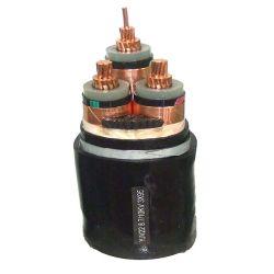 240 مم XLPE 3 Core متوسطة الجهد كابل قائمة الأسعار الطاقة كابل