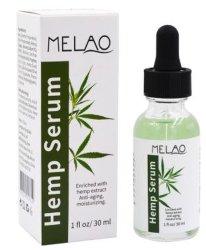 30 ml de extracto de cáñamo esencia Anti Wrinkle antienvejecimiento HIDRATANTE CALMANTE piel duradera reparar la piel el aceite