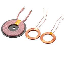 Induktions-Luft-Kern-Kupfer-Ring der Tx Sendeantenne-drahtloser Aufladeeinheits-RFID