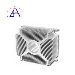 Profil utilisé pour en alliage aluminium extrudé de ventilateur du dissipateur de CPU