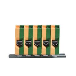 Le marquage CE et certifié RoHS 20.5*83,5*71mm bornier de terre 16-50 mm2 du connecteur de bloc de jonction