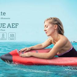 Venda a quente Fzblue Sports Produtos de fitness e piscina prancha de jacto eléctrico da raquete com o motor em alta