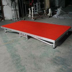 El aluminio plegable portátil el estadio caliente de Venta