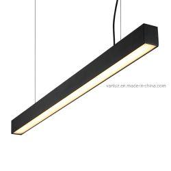 O LED de luz de escritório Lâmpada Pendente
