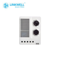 Небольшие электронные температуры и влажности с помощью контроллера сертификат CE для электрического шкафа управления (ETF 012)