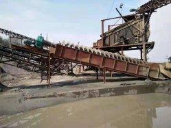 De spiraalvormige Wasmachine van het Zand voor Verkoop