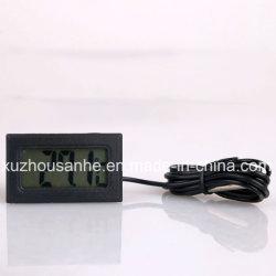 Thermomètre de reproduction végétale Thermomètre à plat