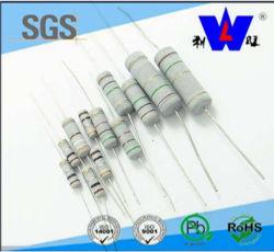 Resistor Wirewound de película metálica fusible con precio de fábrica