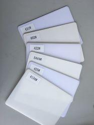 Commerce de gros de l'épaisseur personnalisée feuille acrylique pour meubles