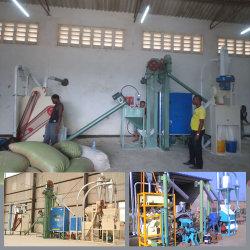 10T/D du blé de mouture du maïs moulin à farine de maïs pour le marché du Kenya