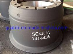 Chariot pour Scania de frein 1414435
