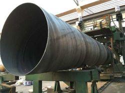 Geschweißtes Stahlrohr ERW/SSAW/LSAW API-5L Psl1/Psl2 X60 16inch Sch20
