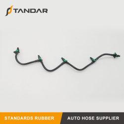 1574aj del inyector de combustible de retorno de Turbo Tubo flexible apta para el Fiat Scudo