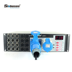 力シーケンスコントローラLas5+1の専門家6チャネル力のコントローラのFprラインスピーカー