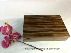 Casella di legno di lusso su ordinazione regalo/di tasto