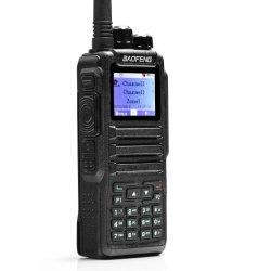 Radio bidirezionale tenuta in mano a due bande Dm-1701 di Digitahi della radio di prosciutto di Baofeng Dm1701 Dmr