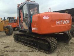 гусеничный экскаватор Hitachi EX120-3 используется 12 тонн экскаватор Hitachi