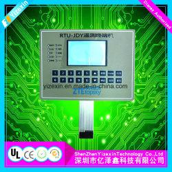Clavier économique d'ordinateur portatif industriel de coût bas de qualité