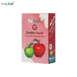 Doppelter Apple-Aromavaporizer-rauchender Feder EGO Batteriee Cig-Starter-Installationssatz