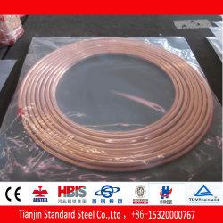 Panqueca de embalagem de papelão de alta qualidade do Tubo de cobre da bobina AC