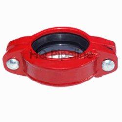 Raccord de tuyau cannelé en fonte ductile - accouplements cannelés