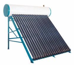 Высокое давление солнечного водонагревателя солнечный водонагреватель тепловая трубка