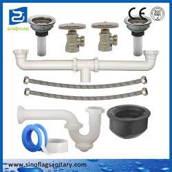 プラスチックのプラスチックサイフォンポンプSタイプ台所浴室のアクセサリ