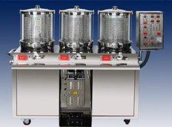 Trois des pots de la médecine d'ébullition/ Médecine de l'extraction de la machine La machine