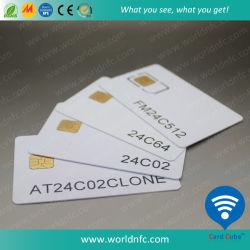 ISO 7816 Версия для печати Sle5542 /Sle4442 RFID Чип IC контактов платы