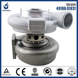 Kern van de Lader & van de Patroon CHRA van Isuzu de Turbo & turbovervangstukken 49188-01831 Model: TD08H-31M motor: 6WG1X