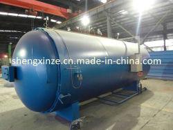 7MW/1.0MPa Tube horizontale du feu de l'eau chaude domestique Chaudière Chaudière à gaz