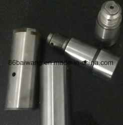 Composants métalliques personnalisé de haute précision en tournant le forage de broyage de mouture non standard de fabrication d'usinage CNC enduire/usiné/les pièces de machinerie pour l'industrie